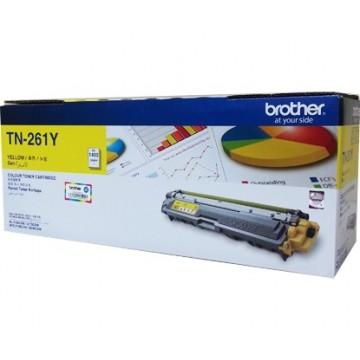 Brother TN-261Y Toner - Yellow