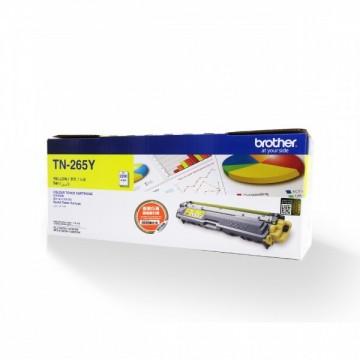Brother TN-265Y High Yield Toner - Yellow