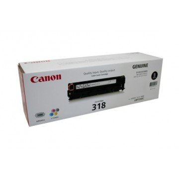 Canon 318 BK Black